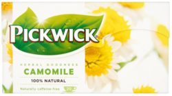 Ceai PICKWICK HERBAL GOODNESS - musetel - 20 x 1