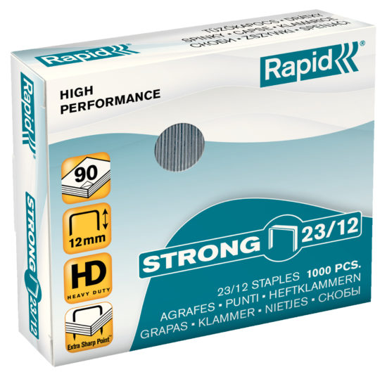 Capse RAPID Strong 23/12