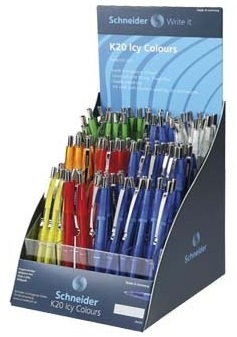 SIS Display SCHNEIDER K20 Icy colours