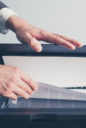 Scanare documente solutiiarhiva
