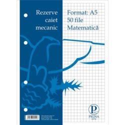 Rezerva Caiet Mecanic A5 50 File Pigna