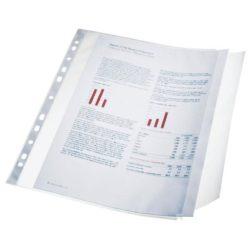 Folie Protectie A4 Cu Clapa Laterala 100 Microni Esselte