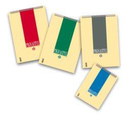 Bloc Notes Spira A7 60 File Style Pigna