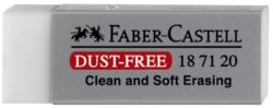 Radiera Creion Dust Free Faber-Castell