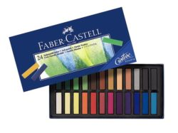 Cutie Creioane Pastel Soft Mini Faber-Castell