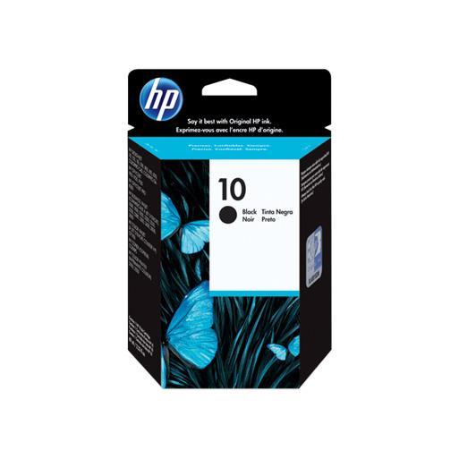 Cartus cerneala HP nr. 10 Negru C4844A