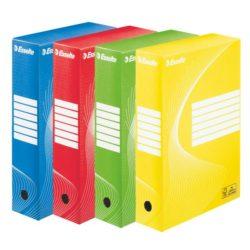 Cutie Arhivare 80 mm Boxy Esselte