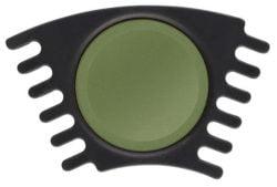 Rezerva Acuarele Connector Verde Oliv Faber-Castell