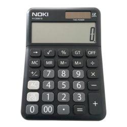 Calculator Birou 12Digiti HCS001 Negru Noki