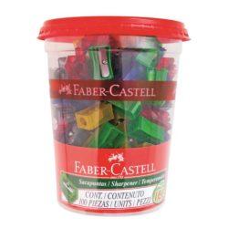 Ascutitoare Plastic Simpla 100 Faber-Castell