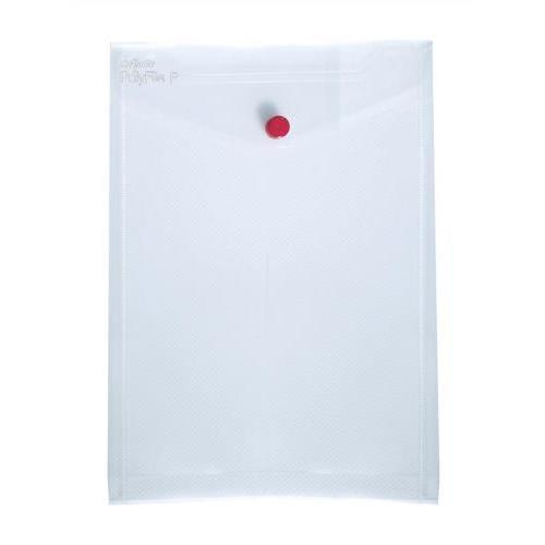Mapa Plastic A6 Deschidere T Transparenta Polyfile Snopake