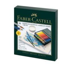 Creioane Colorate Acuarela 36 Culori Studio Durer Faber-Castell
