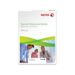 Autocolant Poliester Alberta 1/A4 230G 50/TOP Transparent Xerox