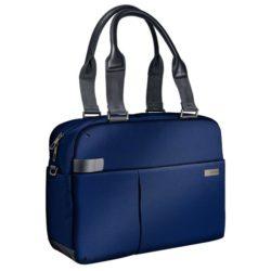 Geanta Shopper Smart Traveller Albastru-Violet 13
