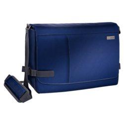 Geanta Messenger Smart Traveller Albastru-Violet 15