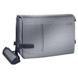 Geanta Messenger Smart Traveller Gri-Argintiu 15