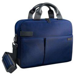 Geanta Smart Traveller Albastru-Violet Laptop 13
