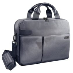 Geanta Smart Traveller Gri-Argintiu Laptop 13
