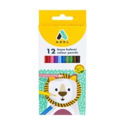 Creioane Colorate Adel
