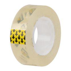 Banda Adeziva 18mmx33m Cutie Carton Deli