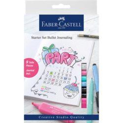 Set Bullet Journaling 9 Buc Faber-Castell