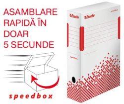 Cutie Arhivare Speedbox 100Mm Esselte