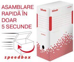 Cutie Arhivare Speedbox 150Mm Esselte