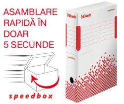 Cutie Arhivare Speedbox 80Mm Esselte