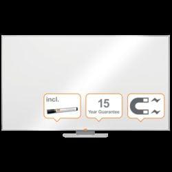 Whiteboard Magnetic Otel Widescreen Nano Clean Nobo