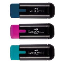Ascutitoare Plastic Simpla Cu Radiera 1877 Trend 2019 Faber-Castell