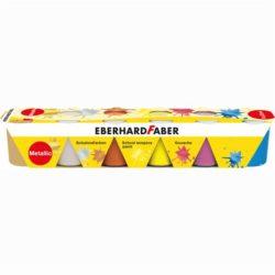 Guase 6 Culori 25 ml Metalizate Eberhard Faber