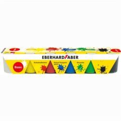 Guase 6 Culori 25 ml Standard Eberhard Faber