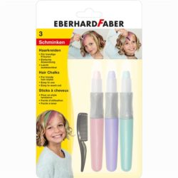 Set Colorare Par Creioane Pastel cu Pieptan Eberhard Faber