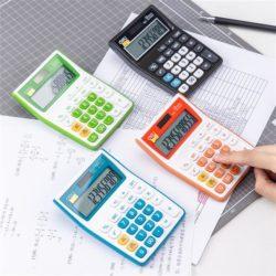 Calculator Buzunar 12Dig 1122 Deli