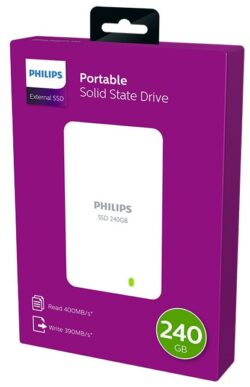 Hard disk extern PHILIPS - SSD 240GB
