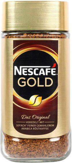 Cafea Nescafe gold instant
