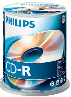 CD-R 700MB-80min (100 buc. Spindle