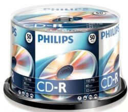 CD-R 700MB-80min ( 50 buc. Spindle
