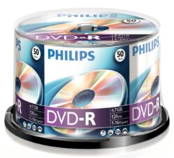 DVD-R 4.7GB (50 buc. Spindle