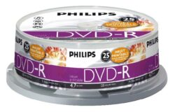 DVD-R 4.7GB (25 buc. Spindle