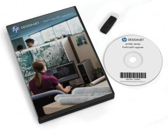 ACC PRINT HP C0C66A DESIGNJET POSTSCRIPT UPGRADE