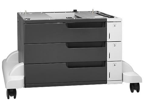 ACC PRINT HP CF242A LASERJET 3X500 SHEET FEEDER AND STAND