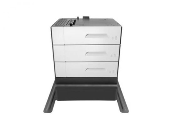 ACC PRINT HP G1W45A PAGEWIDE 3X500 SHT PAPER TRAY / STAND