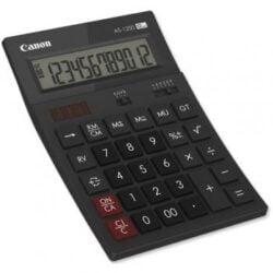 CALCULATOR BIROU CANON AS1200 12 DIGIT LCD