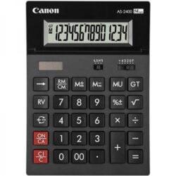 CALCULATOR BIROU CANON AS2400 14 DIGIT