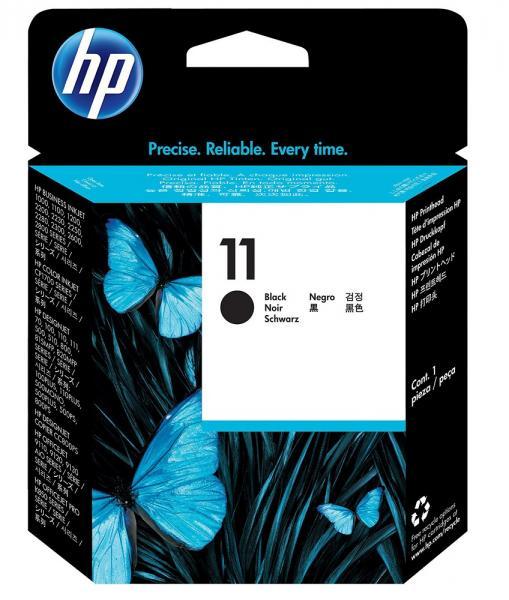 CAP IMPRIMARE BLACK NR.11 C4810A 8ML ORIGINAL HP BI 2200