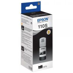 CARTUS BLACK 110S C13T01L14A 40ML ORIGINAL EPSON M1100 CISS