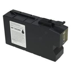CARTUS BLACK 841635 200ML ORIGINAL RICOH AFICIO MP CW2200SP