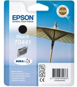 CARTUS BLACK C13T04414010 13ML ORIGINAL EPSON STYLUS C84