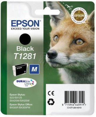 CARTUS BLACK C13T12814011 5